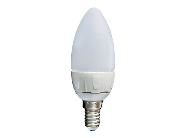 Лампочка Robiton LED Candle E14-5W-4200K 12370
