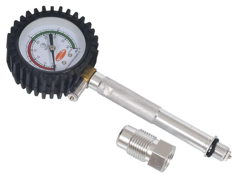 Компрессометр АвтоDело для дизельных двигателей резьбовой 40095