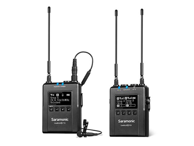 Фото - Радиосистема Saramonic UwMic9s Kit1 (RX9S+TX9S) A01890 радиосистема saramonic blink500 b1w txw rxw white a00958