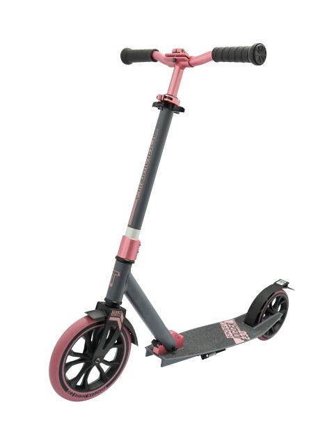 Самокат Tech Team 230 Jogger 2021 Grey-Pink