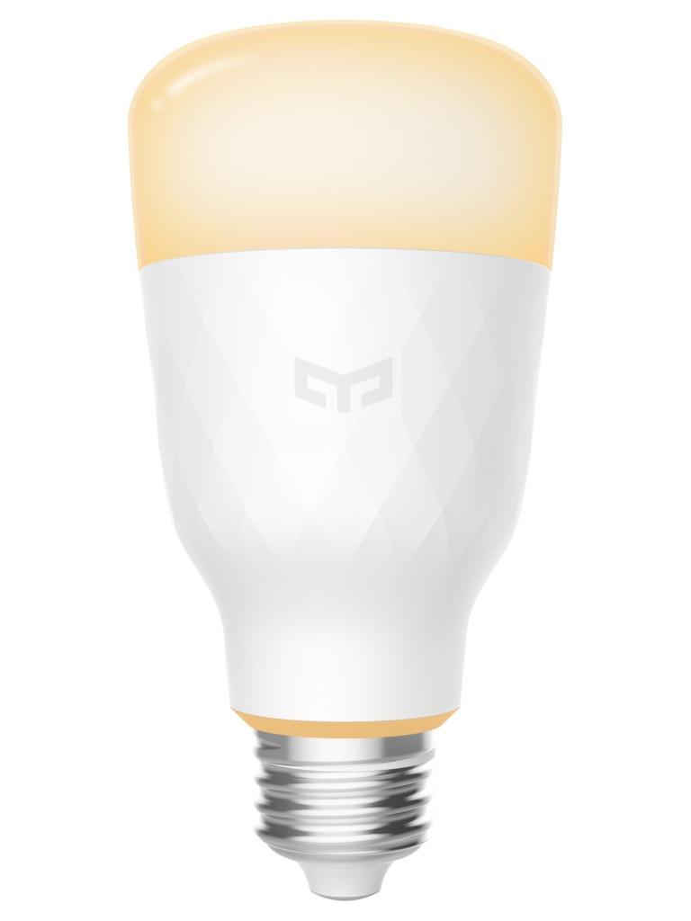 Лампочка Xiaomi Yeelight Smart LED Bulb W3 White YLDP007 лампочка xiaomi mi smart led bulb warm white gpx4026gl