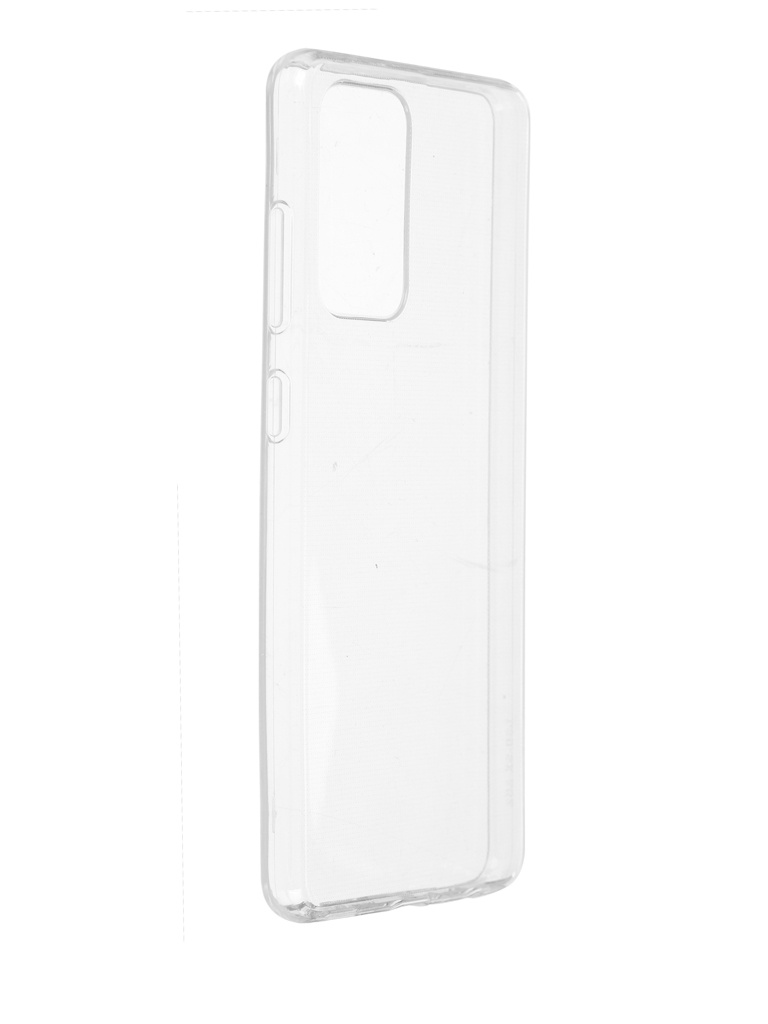 Чехол Svekla для Samsung Galaxy A52 Silicone Transparent SV-SGA52-WH