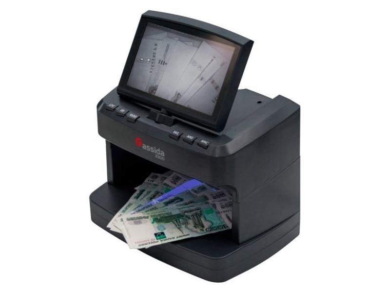 Детектор валют Cassida 2300DA
