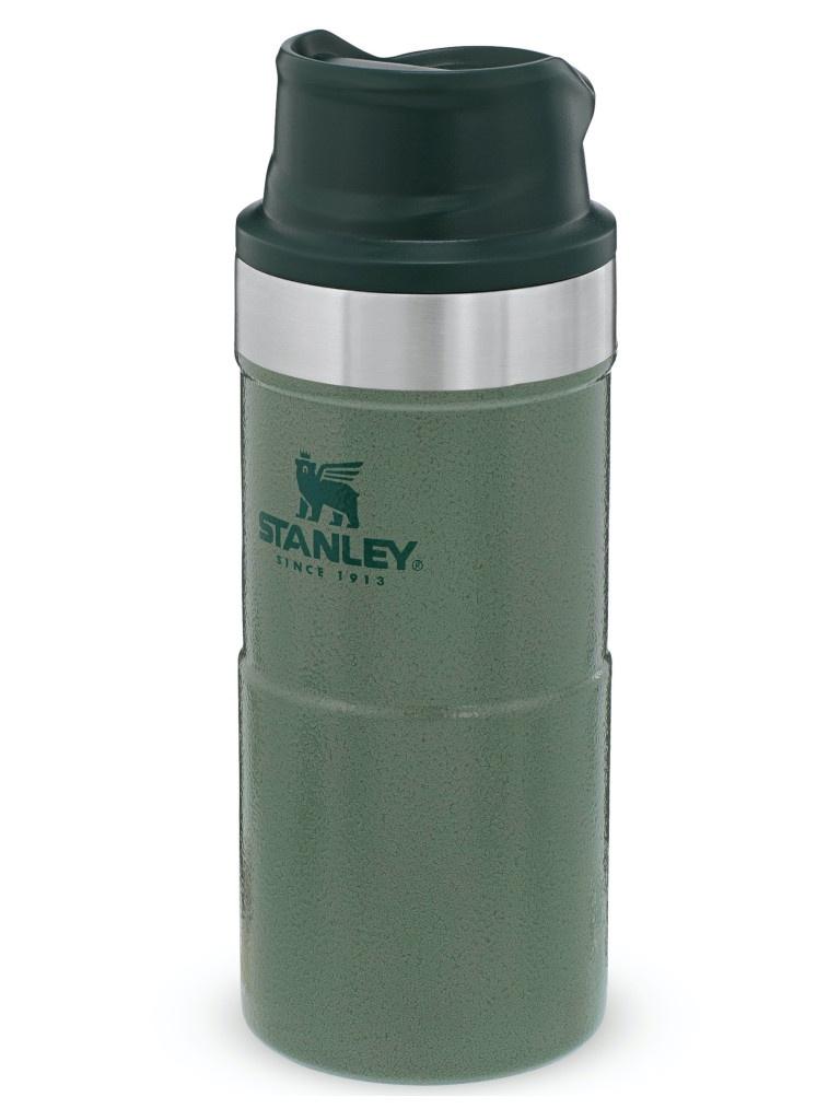 Термокружка Stanley The Trigger-Action Travel Mug 350ml Green 10-09848-006 stanley the trigger action travel mug черный