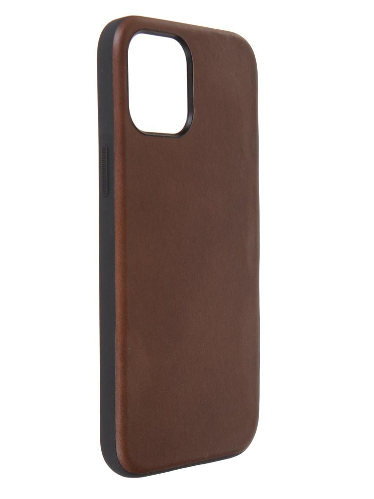 Чехол Nomad для APPLE iPhone 12 Pro Max Rugged Light Brown NM21HR0R00