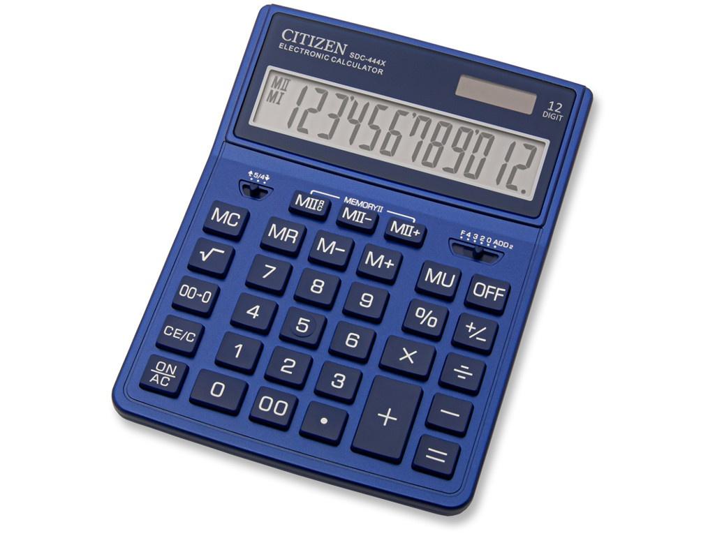 Калькулятор Citizen SDC444XRNVE