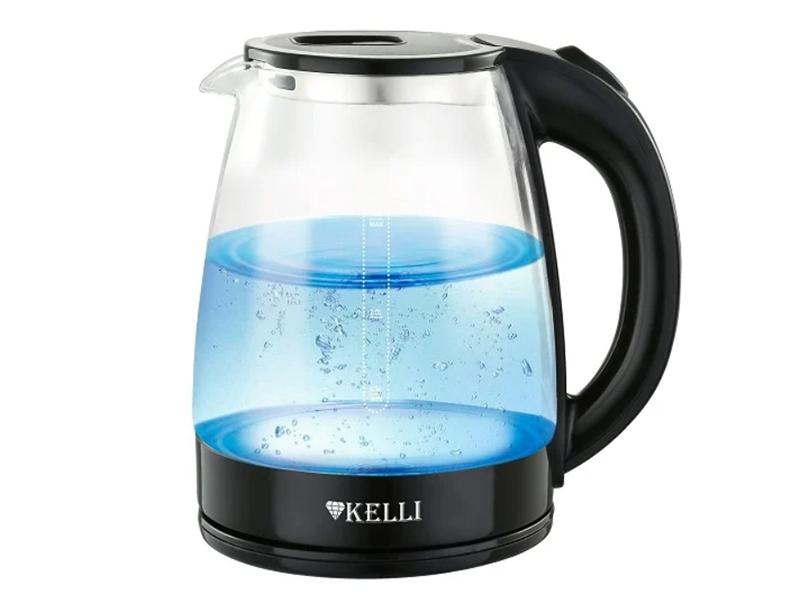 Фото - Чайник Kelli KL-1368 1.8L чайник 3л kelli kl 4316 синий