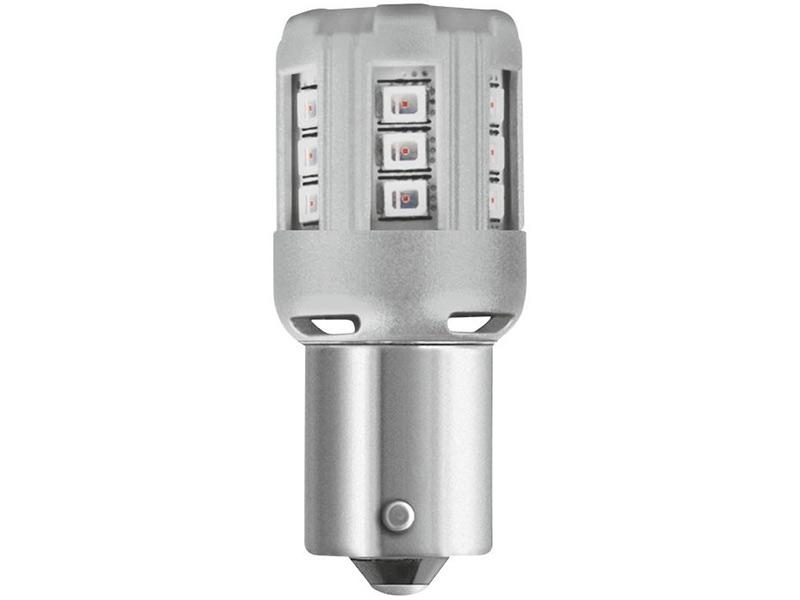 Лампа Osram PY21W 12V-LED (BAU15s) Amber 2шт 7507DYP-02B
