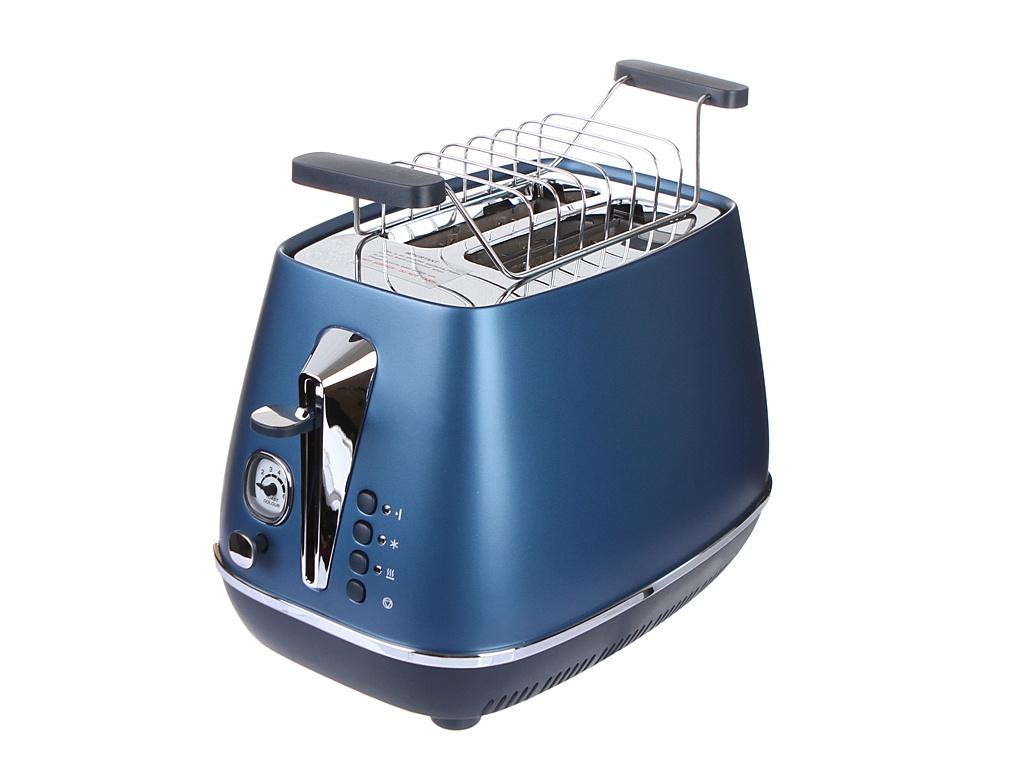 delonghi cta 2103 r Тостер DeLonghi CTI 2103 Blue