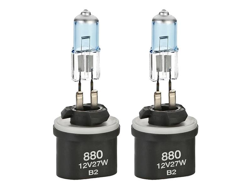 Лампа Koito H27W/1 12V-27W (PG13) Whitebeam 2шт P0728W