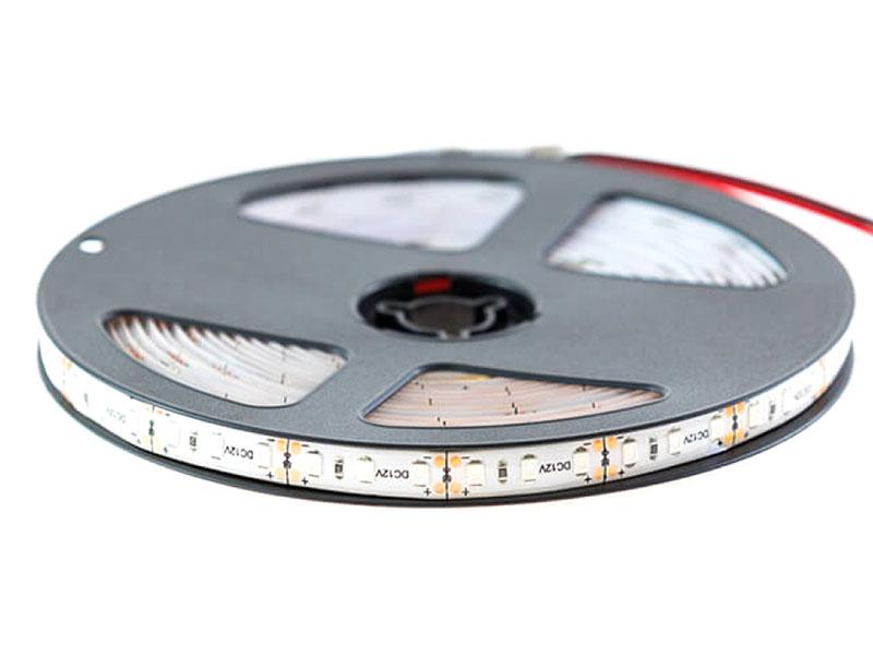 Светодиодная лента URM SMD 2835 120 LED 12V 9.6W 6800Lm IP65 Blue С10081