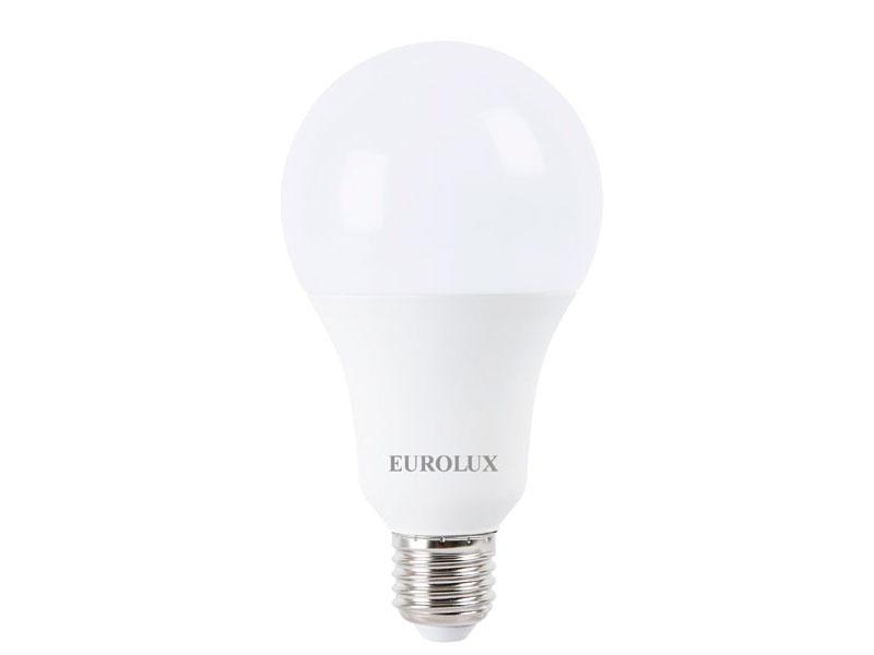 Лампочка Eurolux LL-E-A80-25W-230-4K-E27 76/2/76