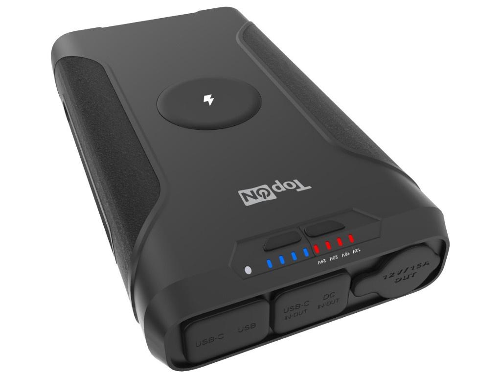 Внешний аккумулятор TopON Power Bank TOP-X73 72000mAh