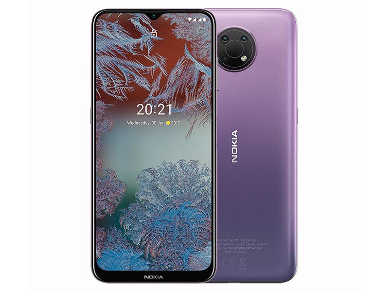 Сотовый телефон Nokia G10 3/32GB Purple
