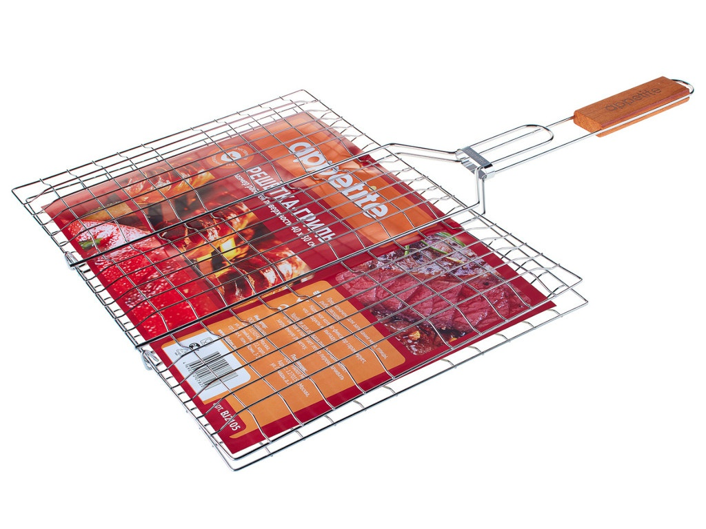 Решетка-гриль Appetite 40x30cm BJ2105