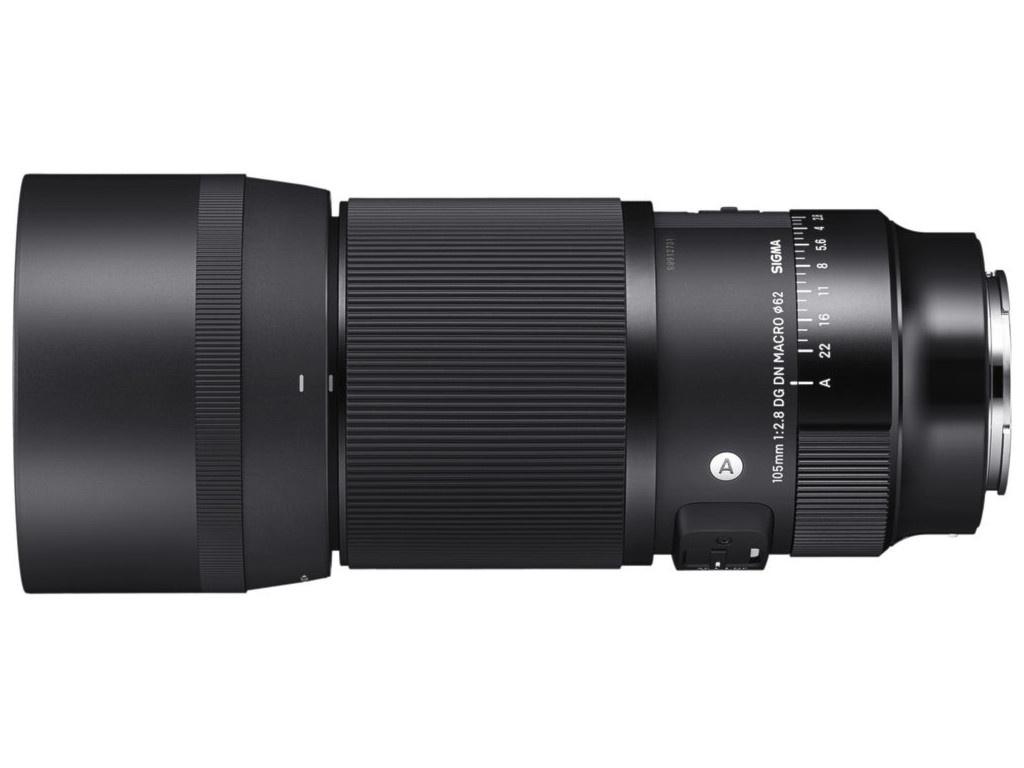 Фото - Объектив Sigma Sony E AF 105 mm f/2.8 DG DN Macro Art объектив sigma 70mm f 2 8 dg macro art sony e