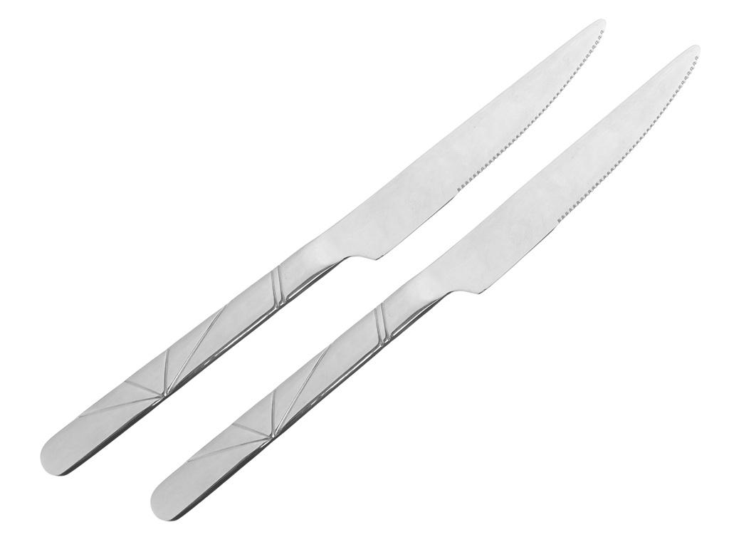 Набор столовых ножей Mallony Roma 2шт 7375