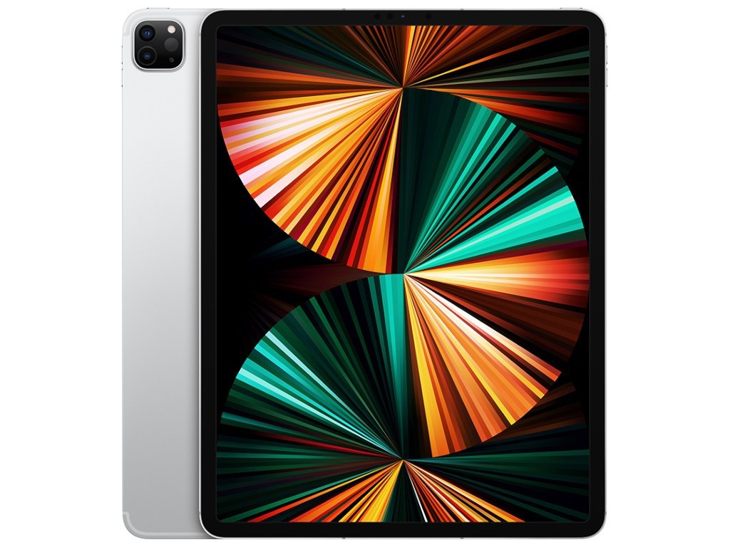 Планшет APPLE iPad Pro 12.9 Wi-Fi + Cellular 256Gb Silver MHR73RU/A планшет apple ipad mini 2019 256gb wi fi cellular silver