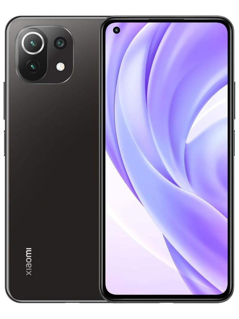 Сотовый телефон Xiaomi Mi 11 Lite 8/128Gb Black