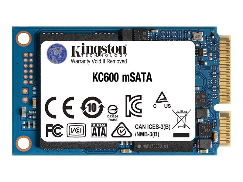 Твердотельный накопитель Kingston KC600 512Gb SKC600MS/512G
