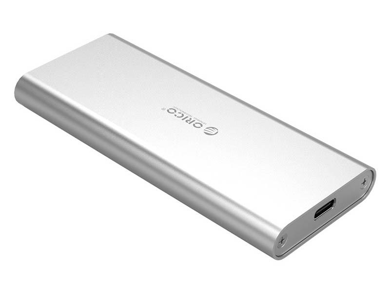 Внешний корпус для SSD Orico M2G-C3 Silver