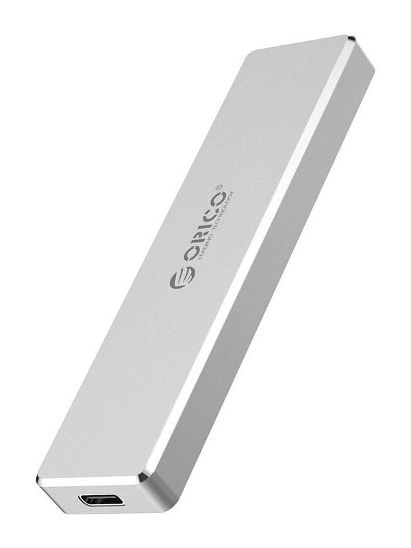 Внешний корпус для SSD Orico PVM2-C3 Silver