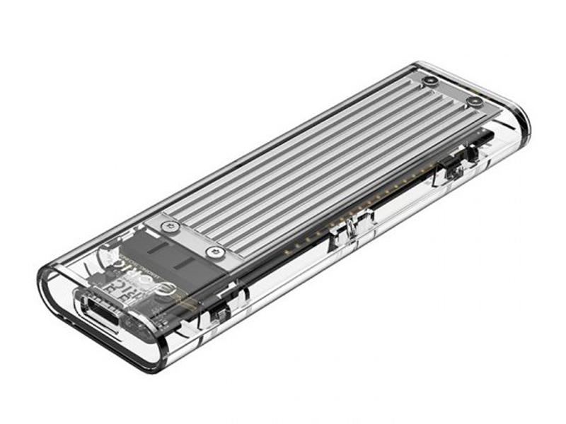 Контейнер для SSD Orico TCM2-C3 Silver