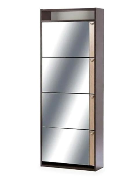 Обувница Vental К-4S Венге-Беленый дуб