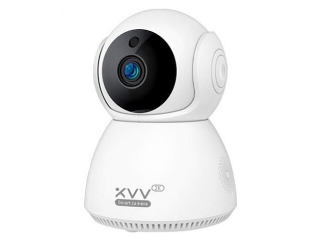 IP камера Xiaomi Xiaovv Smart PTZ Camera 2K Version XVV-3630S-Q White ip камера xiaomi xiaovv smart ptz camera 2k xvv 3630s q8
