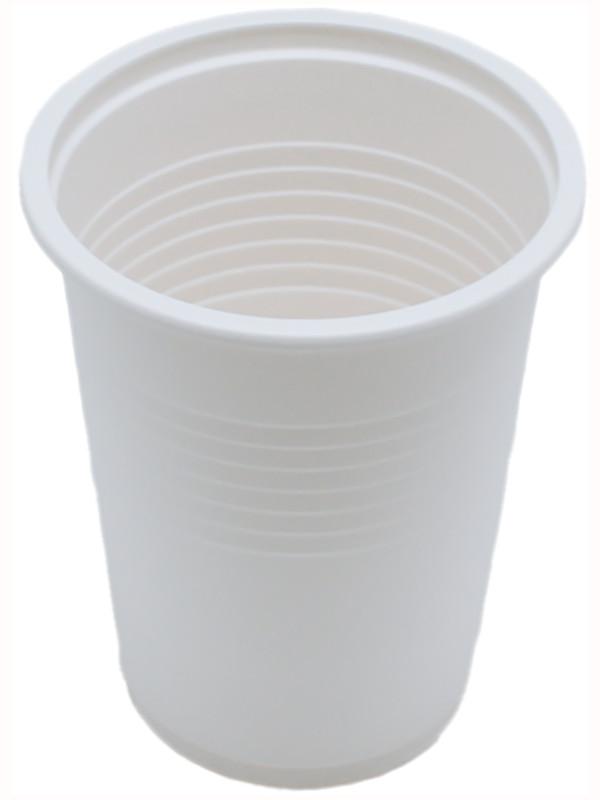 Одноразовые стаканы Ecovilka 260ml 50шт KS260