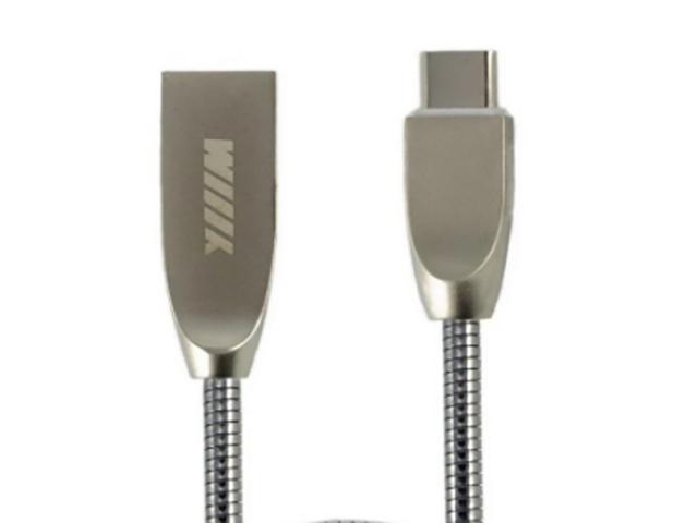 Аксессуар WIIIX USB - Type-C 1.0m CB850-UTC-Z-10S