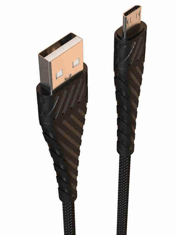Фото - Аксессуар WIIIX Micro-USB 1m Black CB300-UMU-2A-10B аксессуар wiiix type c red cb300 utc 2a 10r