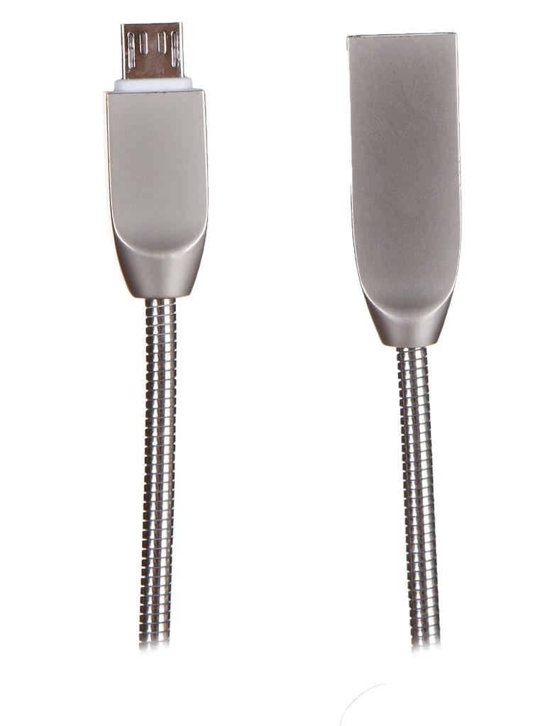 Аксессуар WIIIX USB - Micro USB 1m Silver CB850-UMU-Z-10S