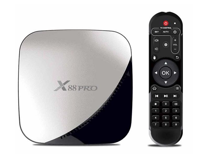 Медиаплеер DGMedia X88 Pro RK3318 4Gb/32Gb 15156