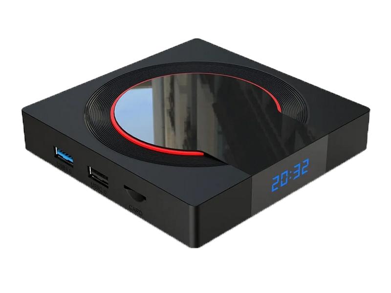 Медиаплеер DGMedia I96 Pro S905X3 4/32Gb 15090