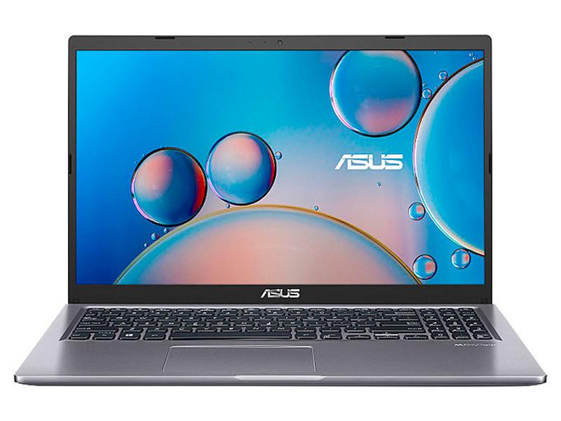 Ноутбук ASUS X515JF 90NB0SW1-M02150 (Intel Core i5-1035G1 1.0GHz/8192Mb/256Gb SSD/nVidia GeForce MX130 2048Mb/Wi-Fi/15.6/1920x1080/No OS)