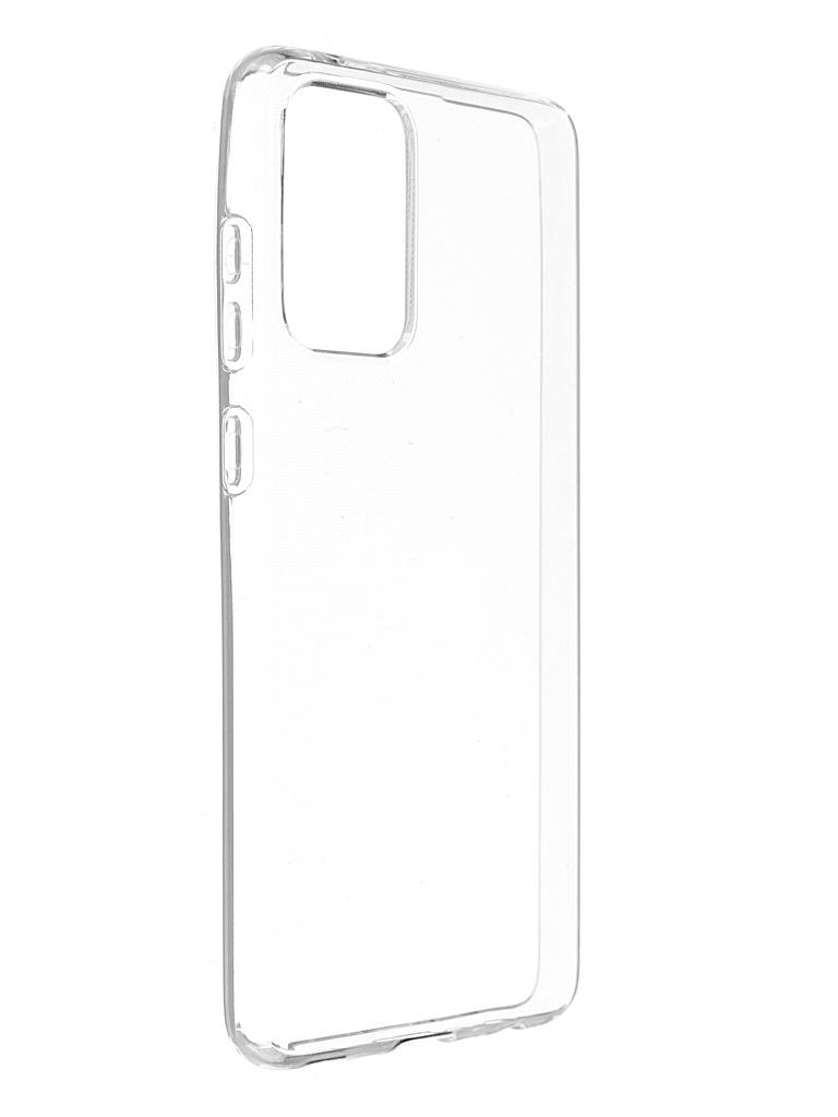 Чехол Activ для Samsung Galaxy A72 SM-A725 ASC-101 Puffy 0.9mm Transparent 126520