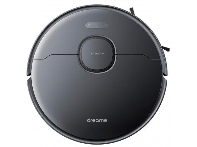 Робот-пылесос Xiaomi Dreame Bot L10 Pro Black