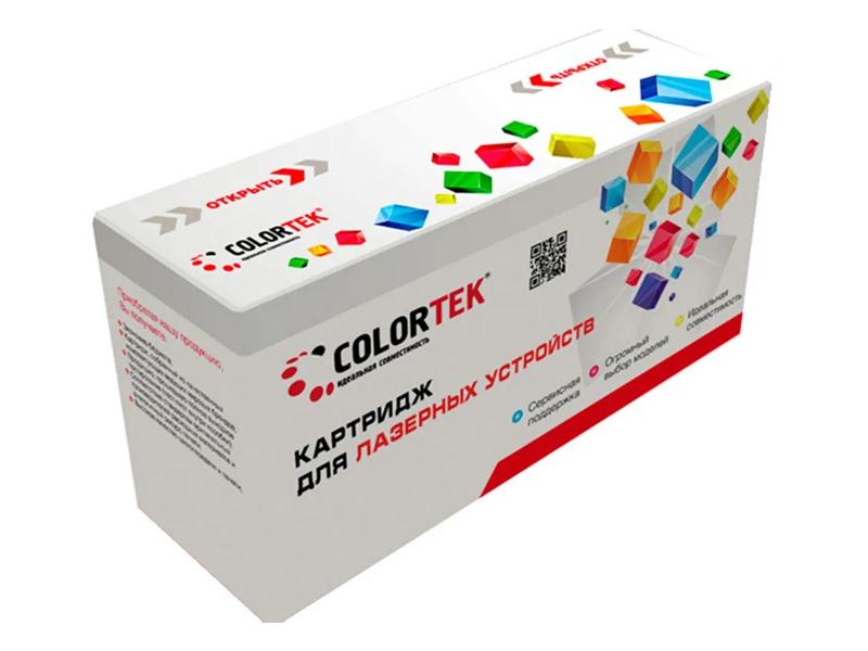 Картридж Colortek (схожий с HP CE255X/Canon 724H) для LaserJet M525/P3010-ser/P3015/Pro M521/ Canon i-sensys lbp6750dn