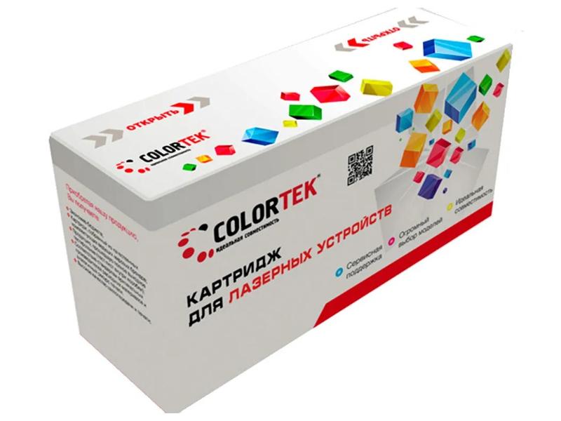 Картридж Colortek (схожий с Canon E-30) для Canon FC-108/128/208/228/336/ PC-860/890