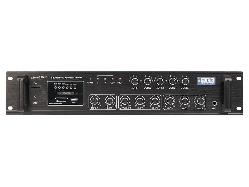 Пульт ProAudio MA-6240UF