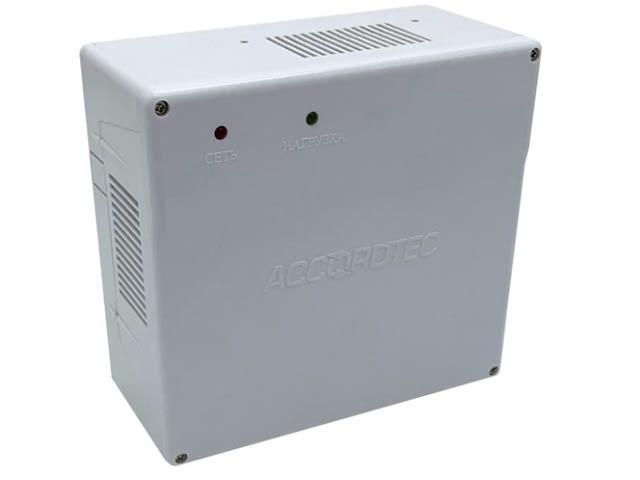 Блок питания AccordTec ББП-20 исполнение 1 White