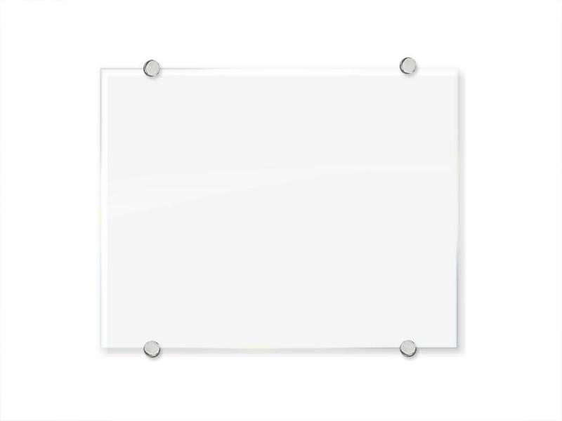 Доска стеклянная маркерная Attache 45x45 1345711