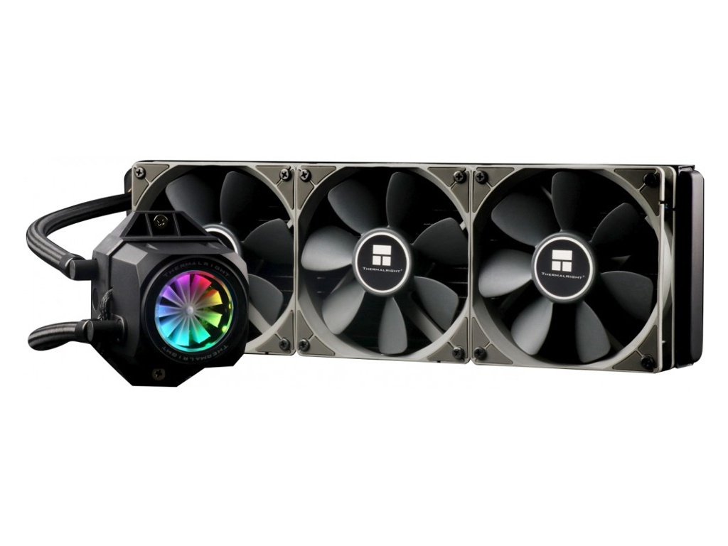 Водяное охлаждение Thermalright Turbo Right 360 (Intel 775/1150/1151/1155/1156/1366/2011/2011-3/2066/1200 AMD AM4) недорого