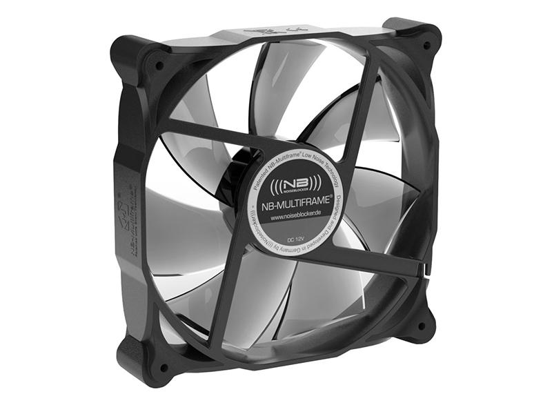 Вентилятор Noiseblocker Multiframe M12-3 120x120x25mm