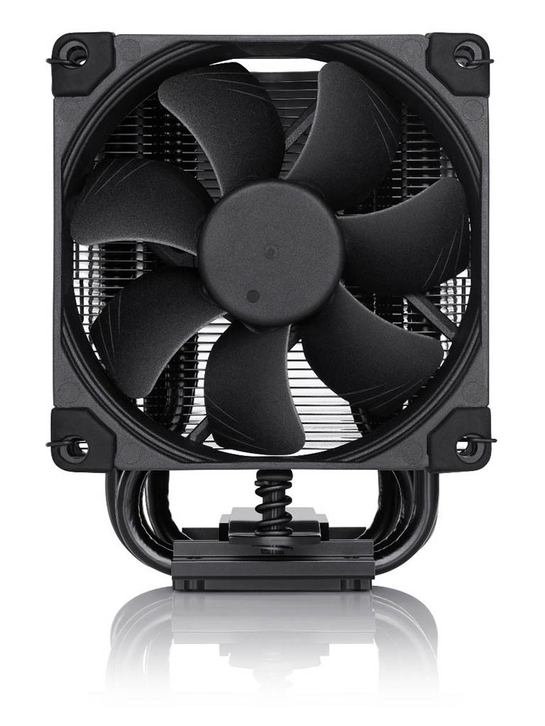 Кулер Noctua NH-U9S Chromax Black NH-U9S-CH.BK (Intel 1150/1151/1155/1156/2011/2011-3/2066/1200 AMD AM2/AM2+/AM3/AM3+/FM1/FM2/FM2+/ AM4)