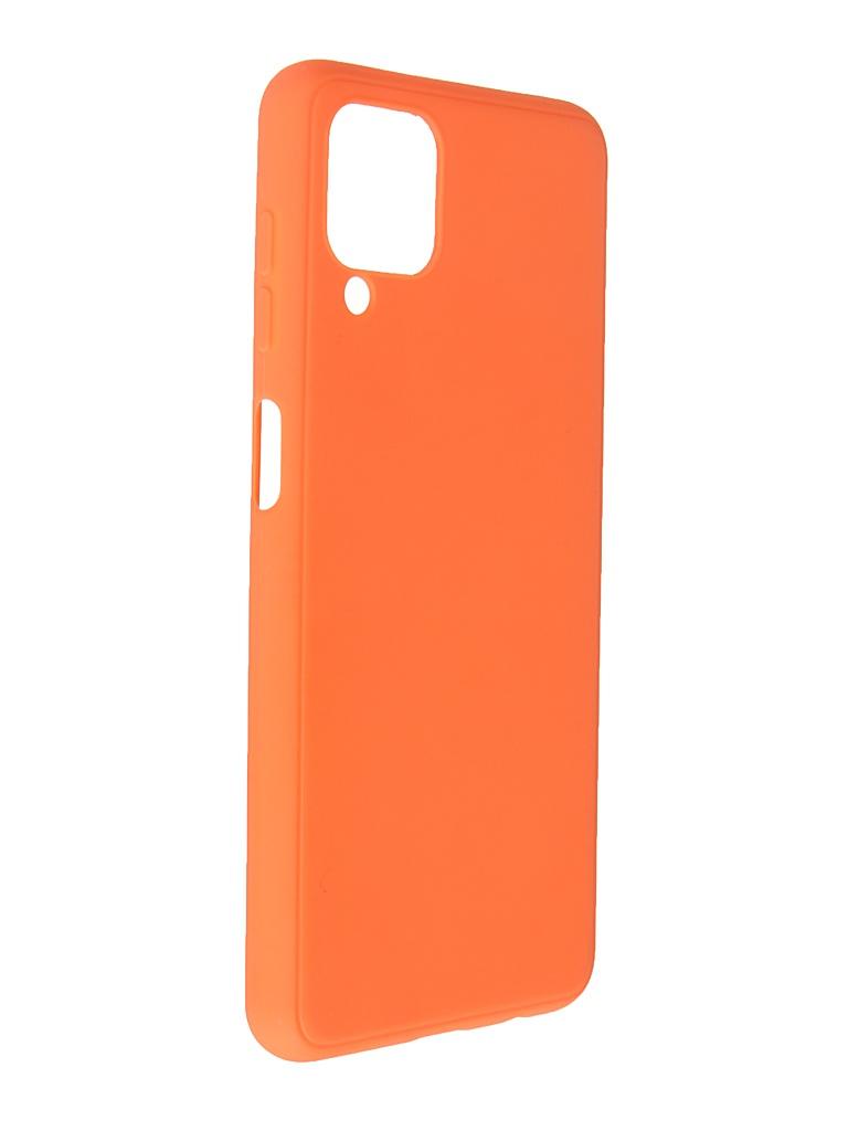 Чехол Red Line для Samsung Galaxy M12 Ultimate Orange УТ000024193