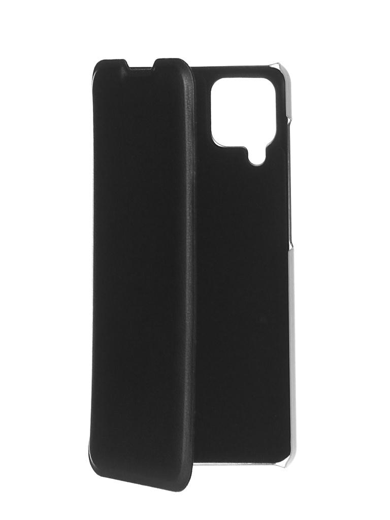 Чехол Red Line для Samsung Galaxy M12 Book Cover Black УТ000024094