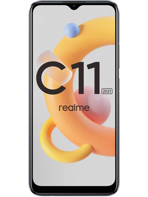 Сотовый телефон Realme C11 2021 2/32Gb Blue