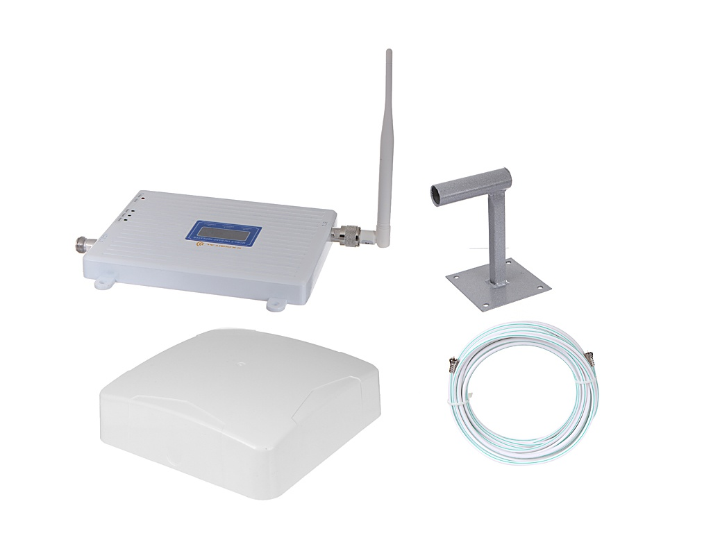 Комплект для усиления связи и интернета CXDigital Net Go (900/2100/2600 МГЦ)
